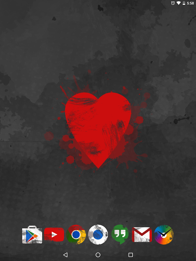 Ruggon - Icon Pack Screenshot 12