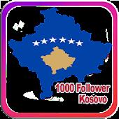 App 1000 Follower intsa Kosovo APK for Kindle