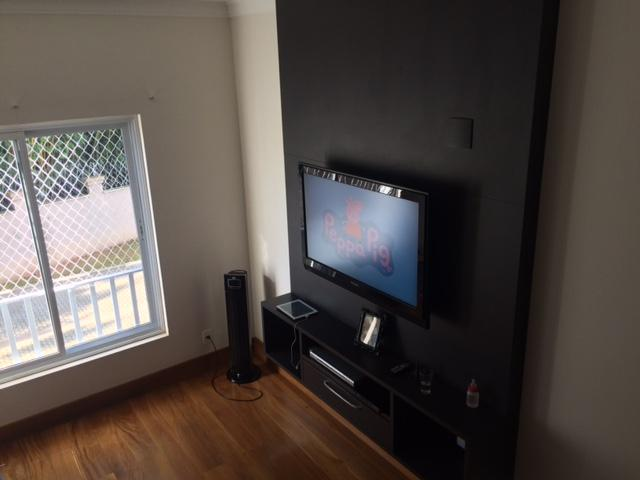 Casa residencial à venda, Condomínio San Remo, Granja Viana.