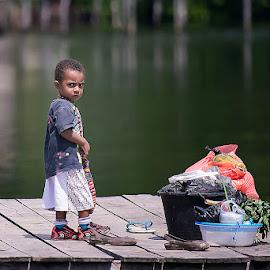 papuan by Bramantya Wardana - Babies & Children Children Candids