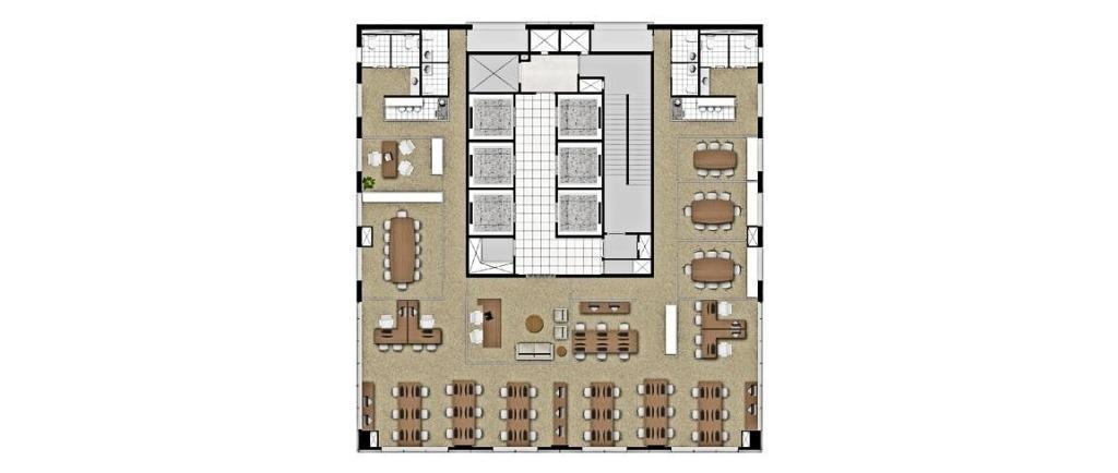 Sala à Venda - Jardim das Colinas