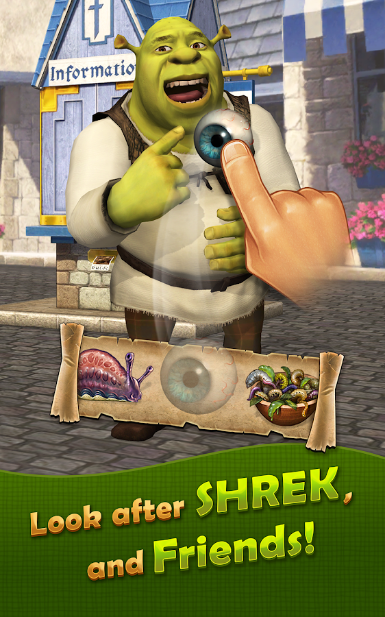 Pocket Shrek Screenshot 11