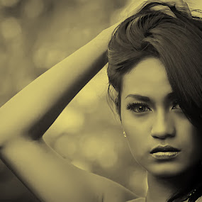 by Firman Tirtawidjaja - People Portraits of Women (  )