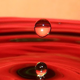 HSHSFFS 4 by John Geddes - Abstract Water Drops & Splashes