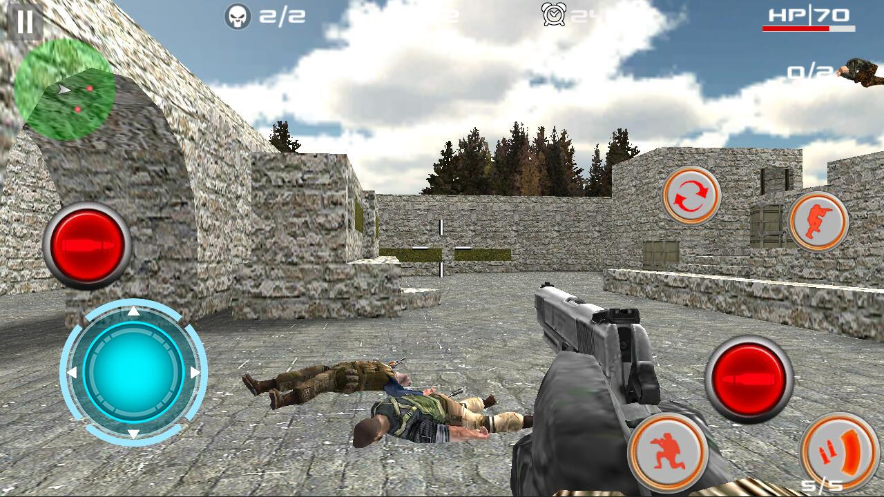 Killer Shooter Critical Strike Screenshot 6