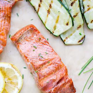 Basil Honey Salmon Recipes