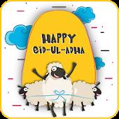 Free Happy eid Adha cards APK for Windows 8