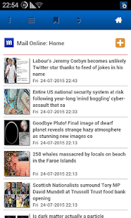 ScoopitOn - all that is news - screenshot
