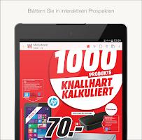Screenshot of kaufDA