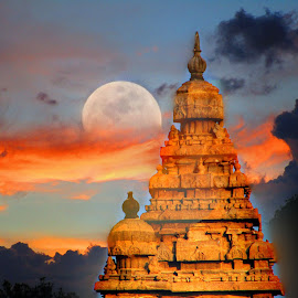 Mamallapuram  by திலிப் சக்திவேல் - Buildings & Architecture Statues & Monuments
