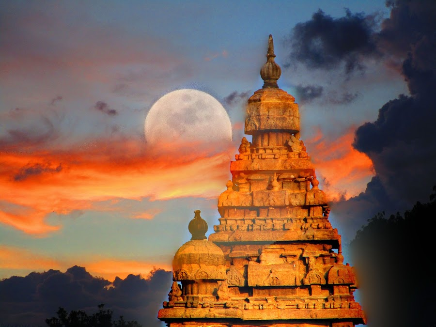 Mamallapuram  by திலிப் சக்திவேல் - Buildings & Architecture Statues & Monuments