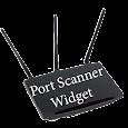 Port Scanner Widget