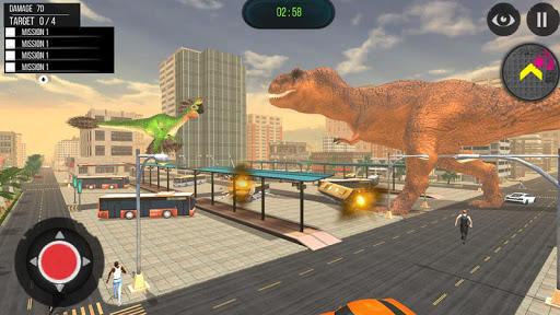Dinosaur Games Simulator 2019 For PC