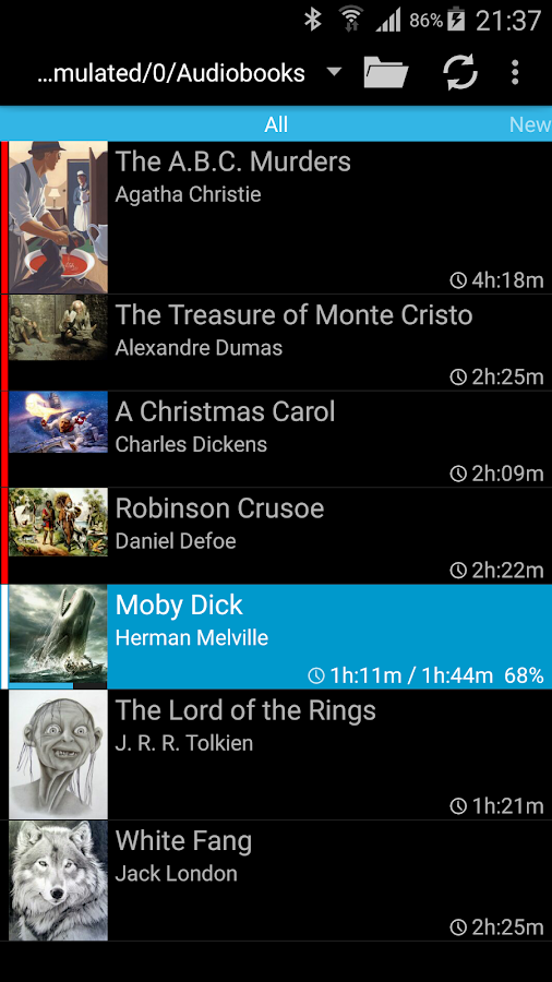 Smart AudioBook Player Screenshot 6