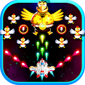 Chicken Shooter: Space Shooter