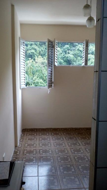 Kitnet à venda, 15 m² por R$ 100.000,00 - Itararé - São Vicente/SP