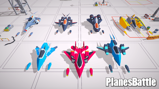 Game PlanesBattle APK for Kindle