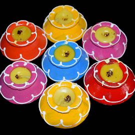 DIYAS by SANGEETA MENA  - Artistic Objects Other Objects (  )