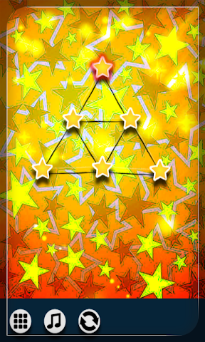 android Stars Connection Screenshot 1