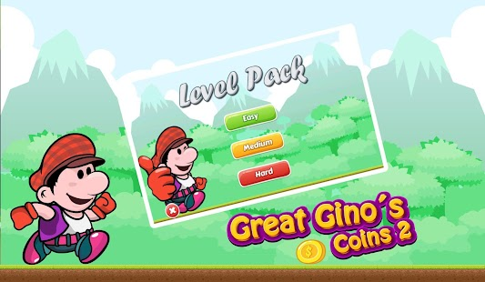 Great Gino´s Coins 2 - screenshot