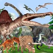 APK Game Dino World Online - Hunters 3D for BB, BlackBerry