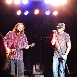 Seether and # Doors Down by Caitlin Forster - People Musicians & Entertainers