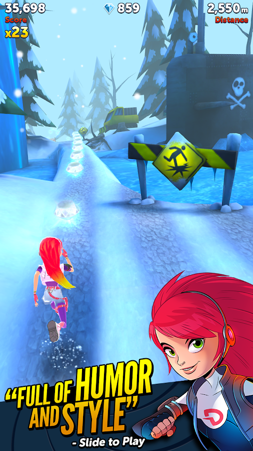 Agent Dash Screenshot 10