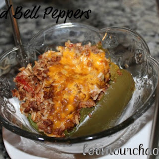 Stuffed Bell Peppers ~ Simple Meals