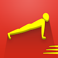 100 pushups: 0 to 100 push ups APK for Bluestacks