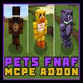 Addon FNAF Pets For Minecraft APK for Bluestacks