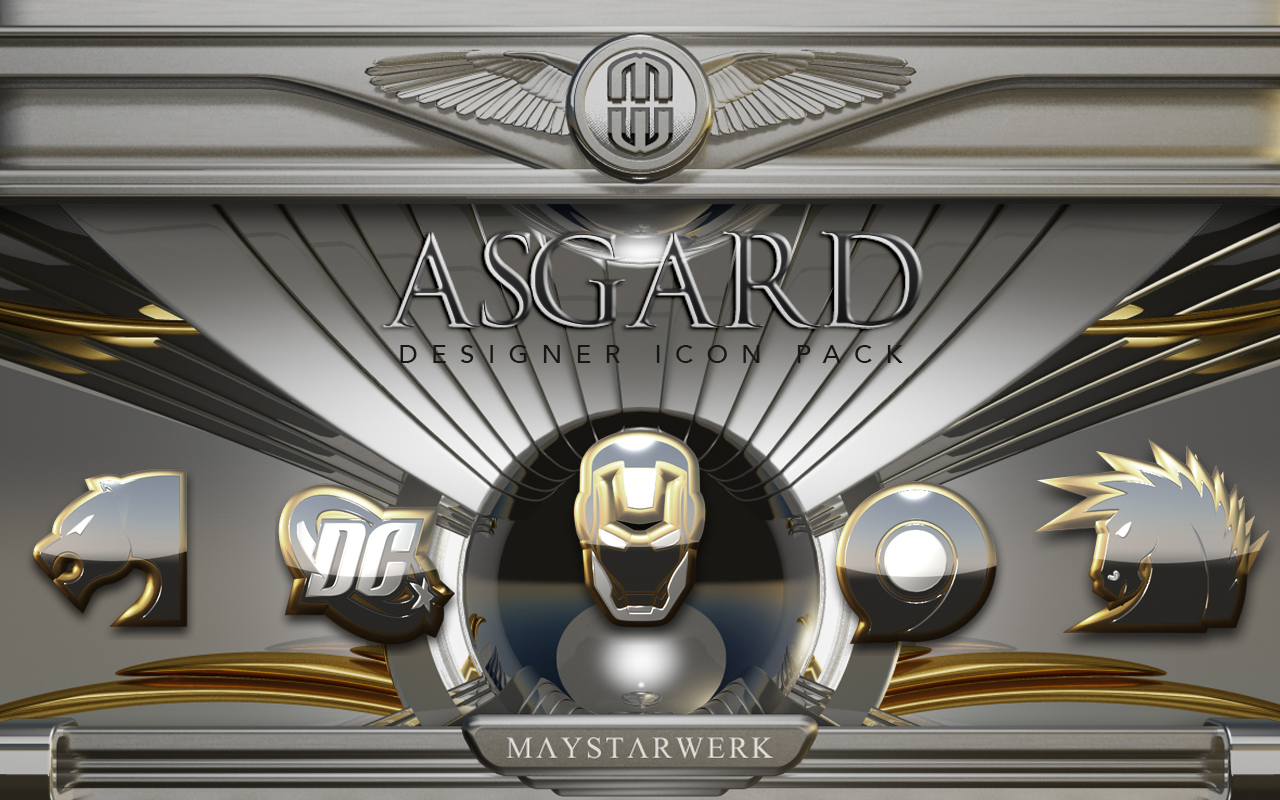 Asgard HD Icon Pack Screenshot 7