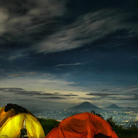 MERBABU by Zulkifli Sukarta - Landscapes Mountains & Hills