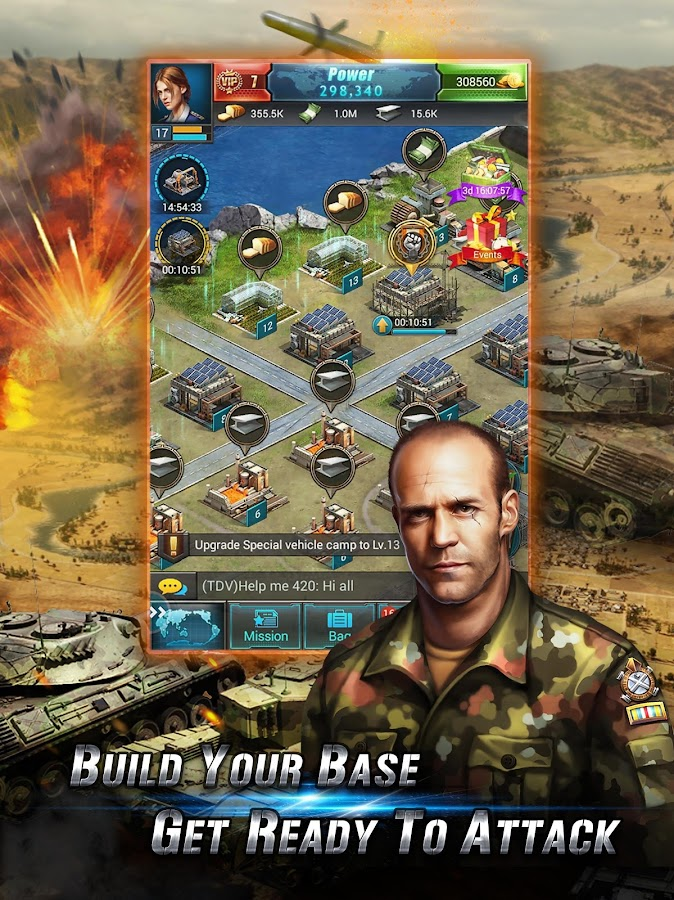War Commander Screenshot 1
