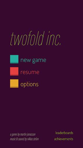 Twofold inc. - screenshot