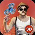 Game City Gangsters vs Fidget Spinner Super Hero APK for Kindle