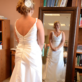 by Michelle J. Varela - Wedding Getting Ready