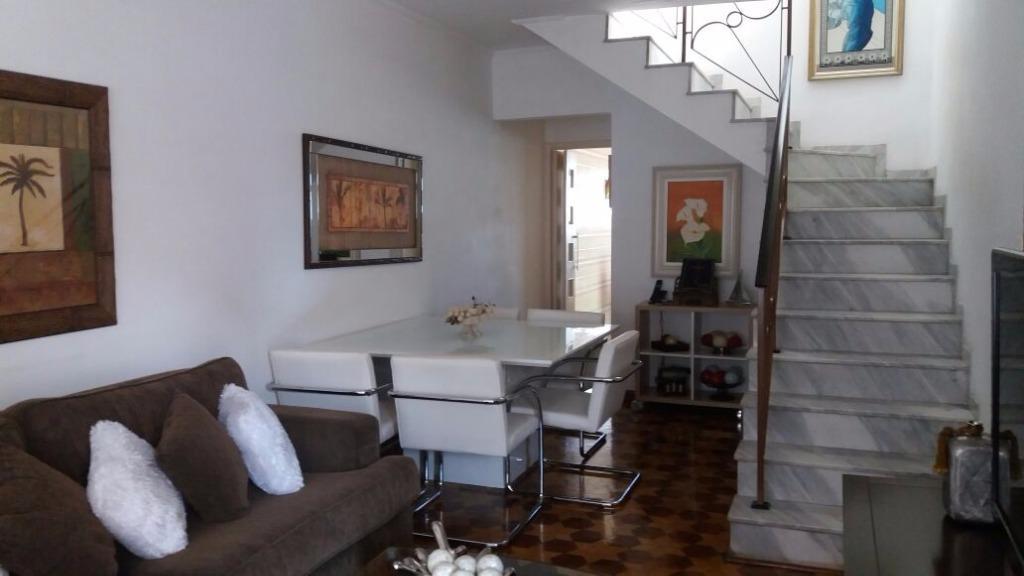 Casa residencial à venda, Água Rasa, São Paulo.