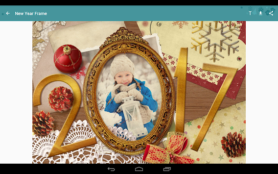 Christmas Photo Frames 🎄 🎅 APK screenshot thumbnail 9