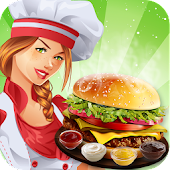 Game Cooking Games Food Maker Chef apk for kindle fire