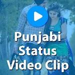 Punjabi Status Video Clip Icon