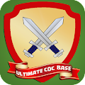 App Ultimate COC Base APK for Kindle