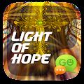 Free GO SMS PRO LIGHT OF HOPE THEME APK for Windows 8