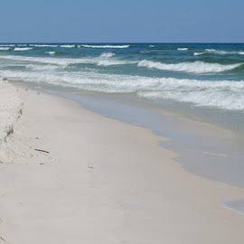 Beach by Kayla House - Landscapes Beaches ( water, sand, beaches, vacation, florida, waves, beach, relaxing )