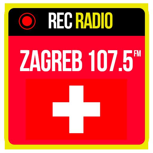 Android aplikacija Zagreb Radio 107.5 Fm Record Radio Stream na Android Srbija