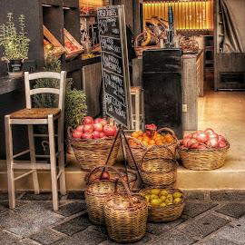 Fruits  by Marko Dragović - Food & Drink Fruits & Vegetables ( fruit, hdr, fruits, greece, athens )