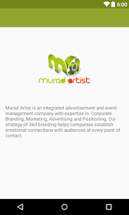 Murad Artist (Murad Ad Co) - screenshot