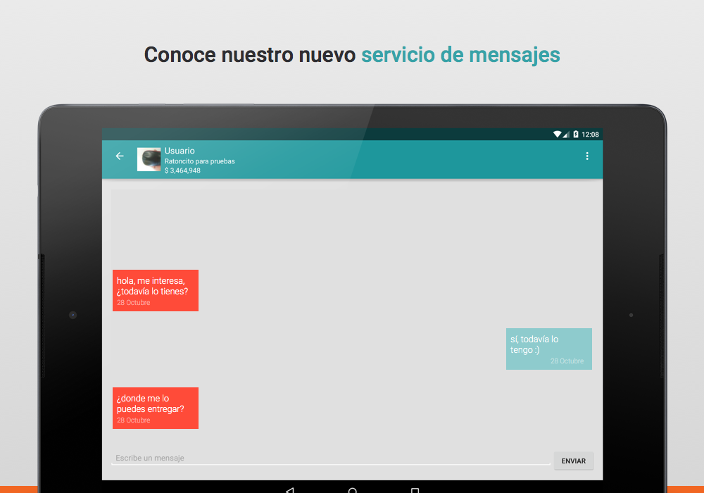 Segundamano.mx Screenshot 9