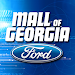 Mall of Georgia Ford Icon
