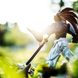 Rerouni Kenshin by Lee Miko - Artistic Objects Toys