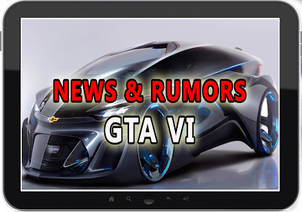 download updates news and rumors gta 6 1.0 apk for android